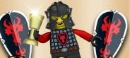 Защита замка — Flash Игры Лего