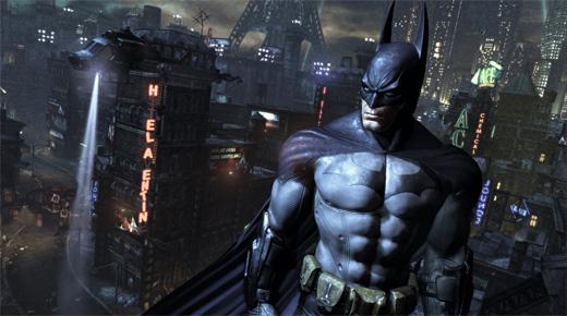 Бэтмен-рыцарь Готэма