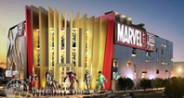 Парк развлечений Marvel в Дубаи