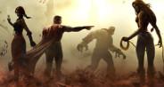Игра Injustice: Gods Among Us: новые трейлеры и персонажи