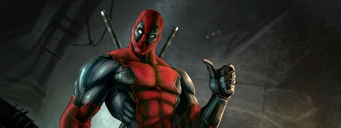 Дэдпул / Deadpool