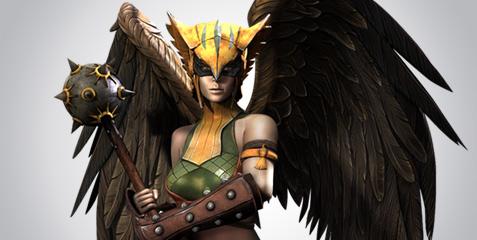Орлица / Hawkgirl