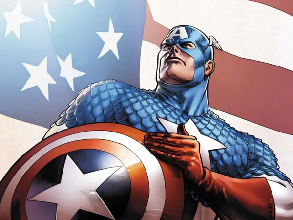 Капитан Америка / Captain America