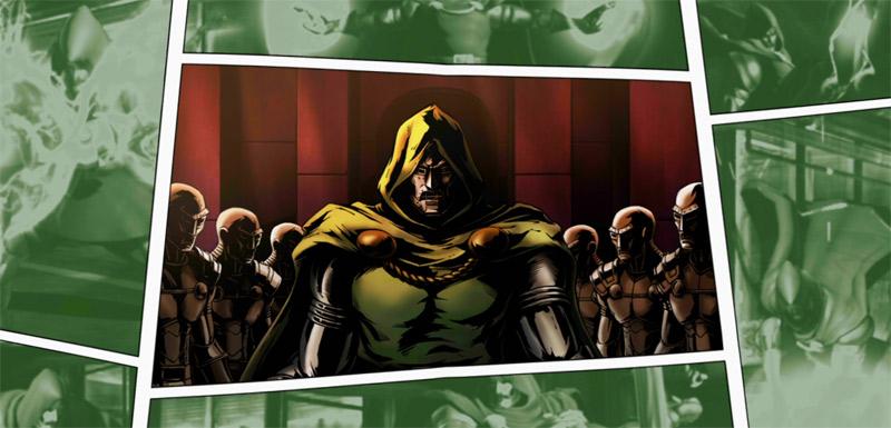 Доктор Дум (Виктор Фон Дум) / Dr. Doom