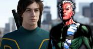 Аарон Тейлор-Джонсон сыграет Ртуть в «Мстителях: Эра Альтрона»