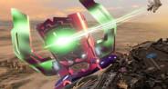 LEGO Marvel Super Heroes: появление Галактуса и Мстителей