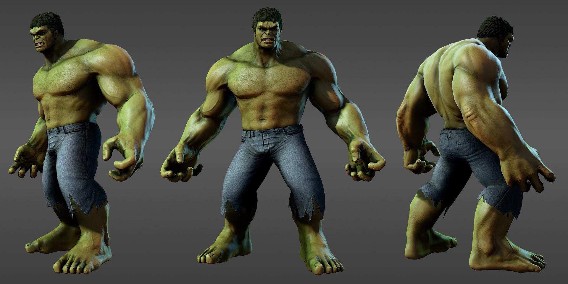 Халк (Брюс Баннер) / Hulk