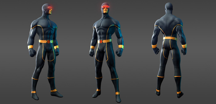 Циклоп (Люди Икс) / Cyclops (X-Men)