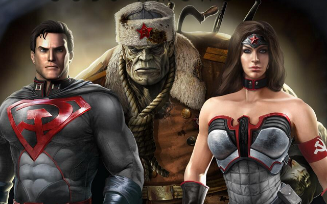 Injustice: Gods Among Us Soviet Edition