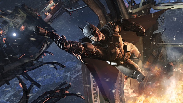 Прохождение игры Batman Arkham Origins