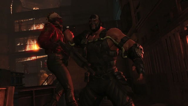 Как победить Бэйна в Batman: Arkham Origins