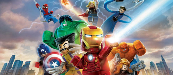 Секреты и коды для Lego Marvel Super Heroes