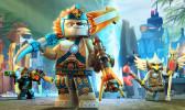 Новые приключения Чима — Flash Игры Лего