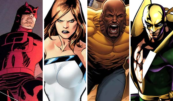 Marvel-to-develop-4-new-series
