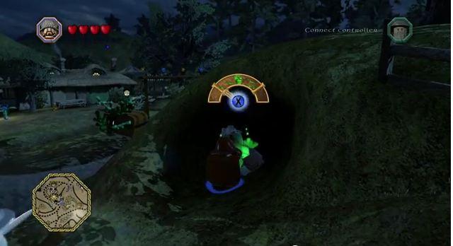Видео прохождения игры хоббит