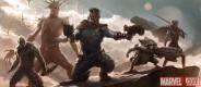 Новый киношедевр по вселенной MARVEL — «Стражи галактики»