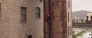 Паркур Человека-паука от Ронни Шелвиса