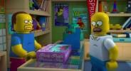 Симпсоны в Лего