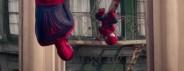 Реклама с Человеком-пауком (Spider-man) воды Evian