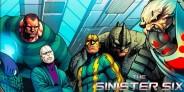 «Человек-паук» и «Зловещая шестерка»