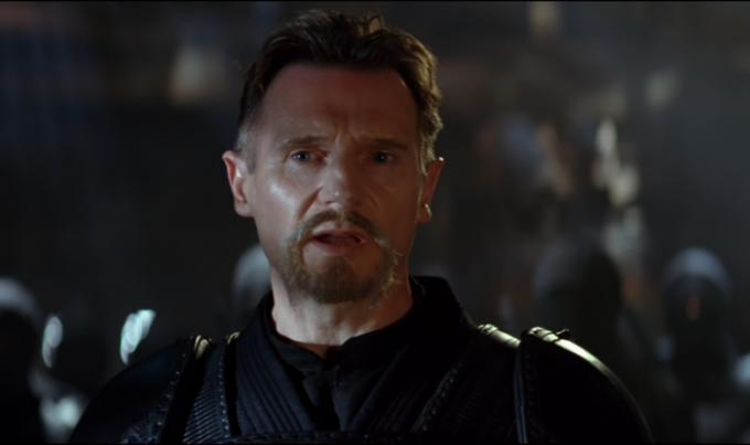 В «Стрелу» звали Лиама Ниссона в роли Ра'с аль Гула | Супергерои ...