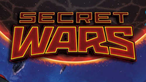 Новое событие от Marvel Comics - «Secret Wars»