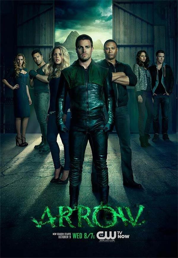Arrow-Season-2-First-Poster