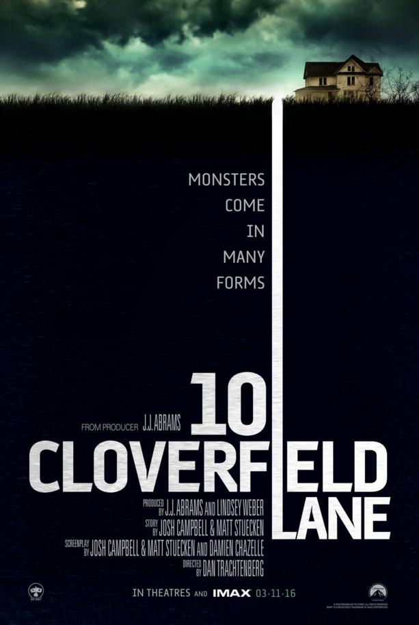 Официальный трейлер к фильму «Кловерфилд, 10»