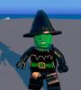 Ведьма из Lego Worlds