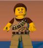 Охотница на динозавров Lego World