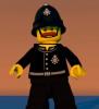 Констебль Lego World