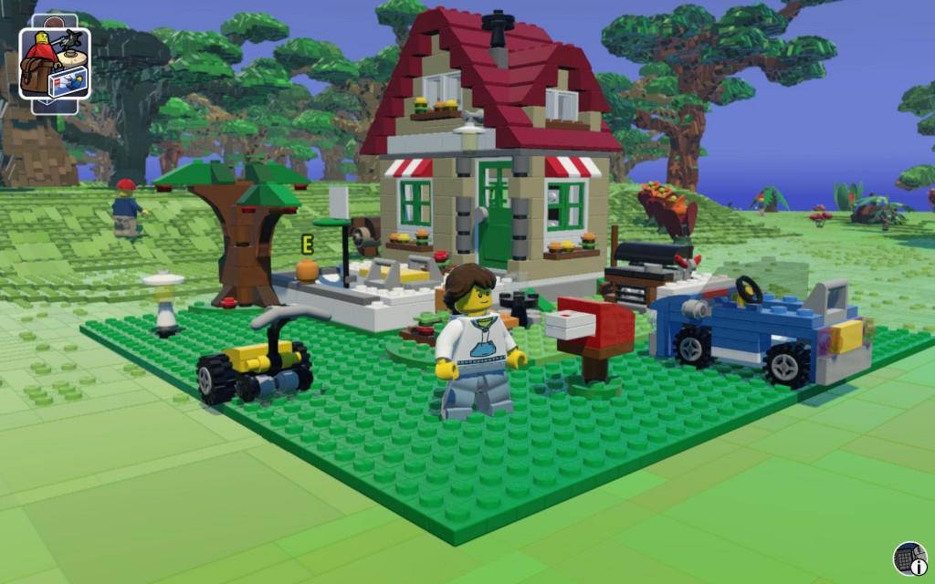 Lego Worlds - альтернатива Minecraft от компании LEGO