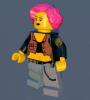 Рокерша Lego Worlds