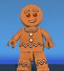 Пряничный человечек Lego World