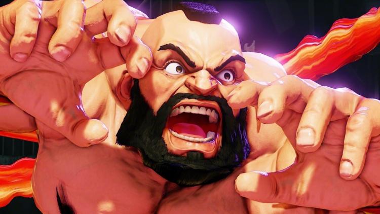 Виктор Зангиев из Street Fighter