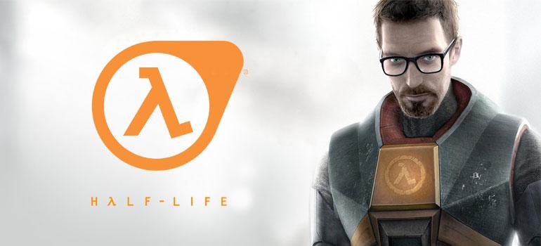 Гордон Фримен из Half Life