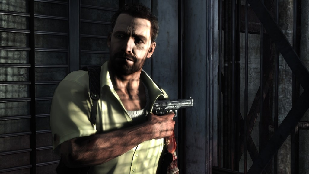 Макс Пэйн из Max Payne
