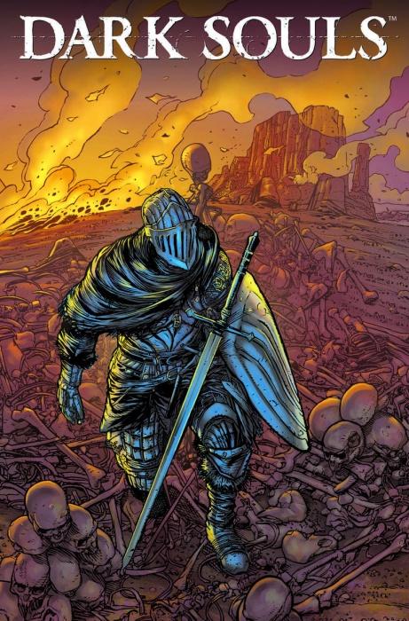 По вселенной Dark Souls появится серия комиксов