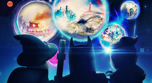 Warner Brothers и Lego выпускают игру Lego Dimensions