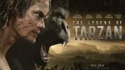Первый трейлер фильма «Легенда о Тарзане»