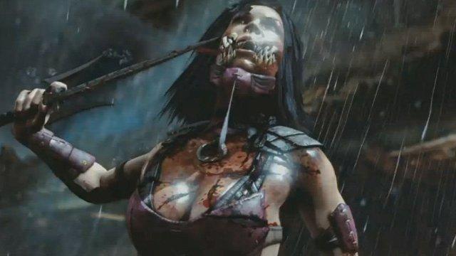 Милена из Mortal Kombat