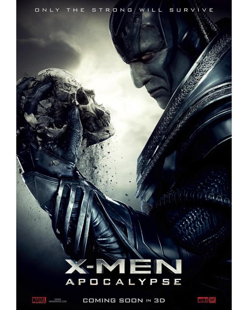 Первый трейлер «Люди Икс: Апокалипсис»