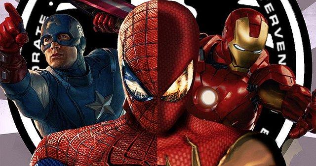 В новом «Человеке-Пауке» появится Железный Человек и Капитан Америка