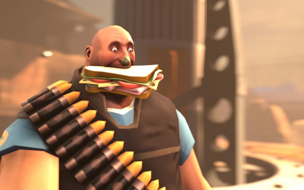 Heavy из Team Fortress 2