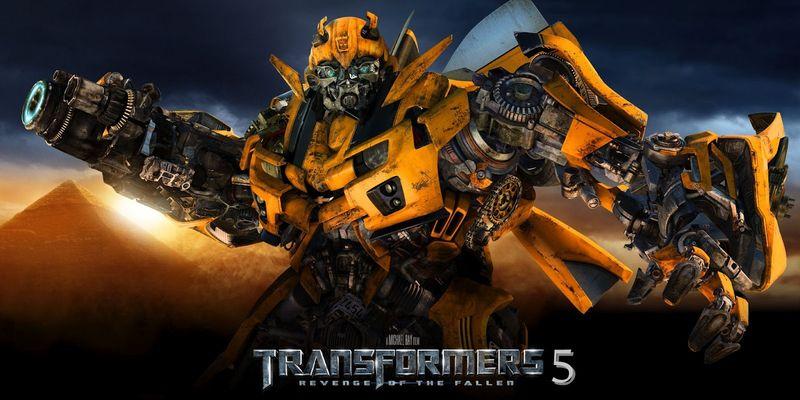 Майкл Бэй будет снимать «Трансформеры 5»