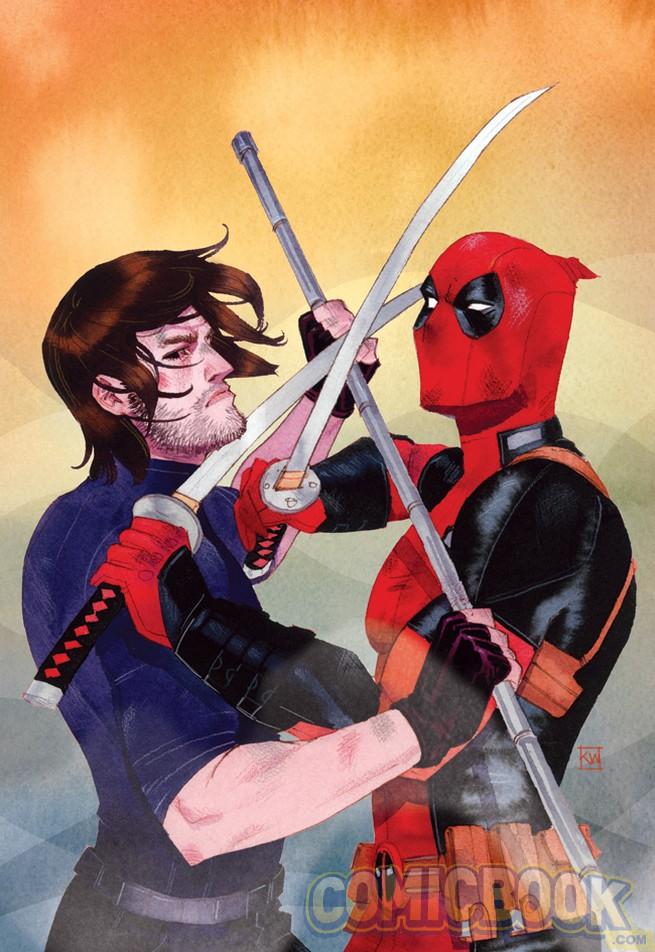 Deadpool vs. Gambit очередная минисерия